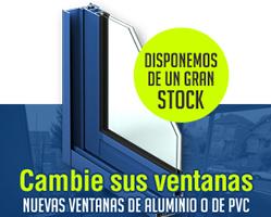 Cerramientos con ventanas en Jaén